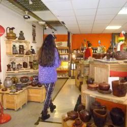 Découverte de la boutique Andines