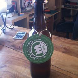 La Montreuilloise, la bière bio de Montreuil !